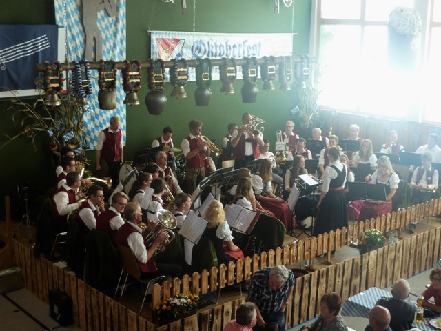 Oktoberfest in Lautrach